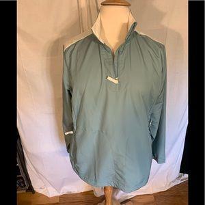 Nike golf women's 3/4 zip pullover. XXL